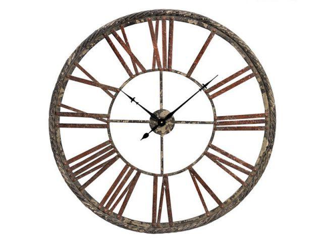Une horloge façon gare - Sélection industriel
