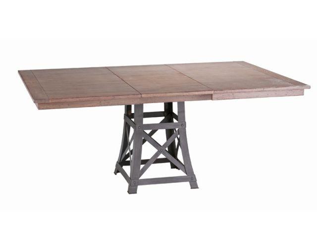 Une console qui se transforme en table - Sélection industriel