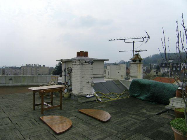 Terrasse avant 2/3 - terrasse
