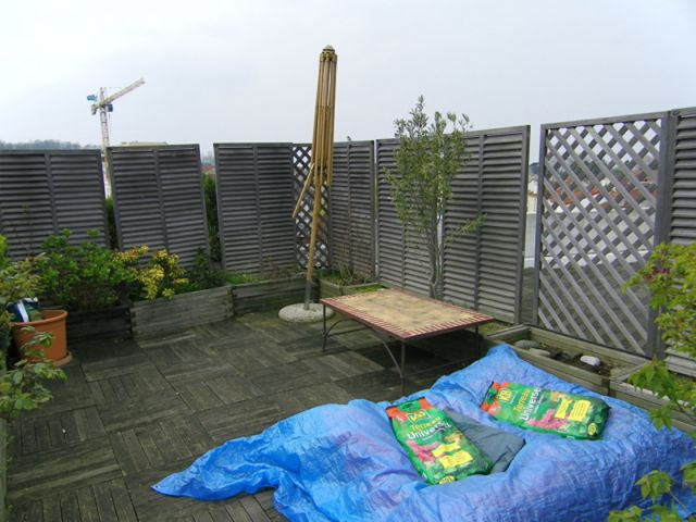 Terrasse avant 3/3 - terrasse