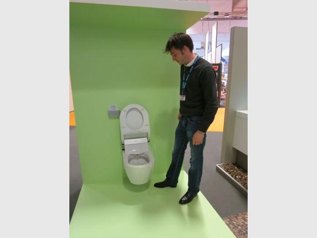 Toilettes avec jet intégré - APPART
