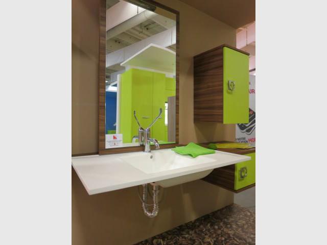Une salle de bains au niveau - APPART
