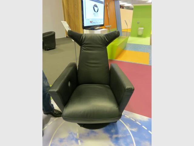 Un fauteuil design pour seniors  - APPART