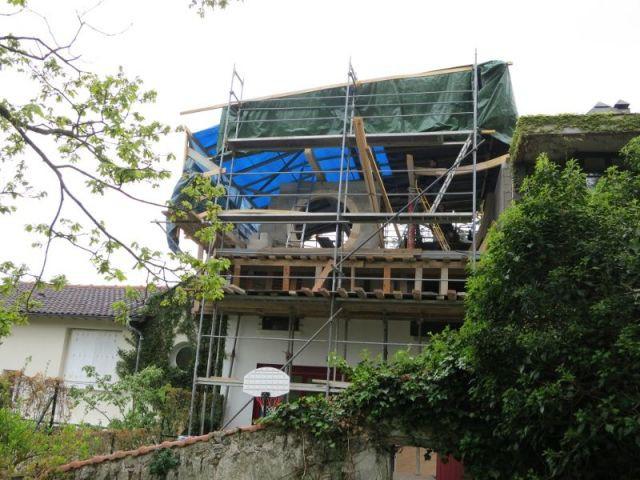 Maison de la Belle au bois dormant - lecaron