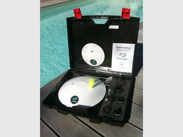Détecteur de fuite de piscine - Concours Lépine 2012