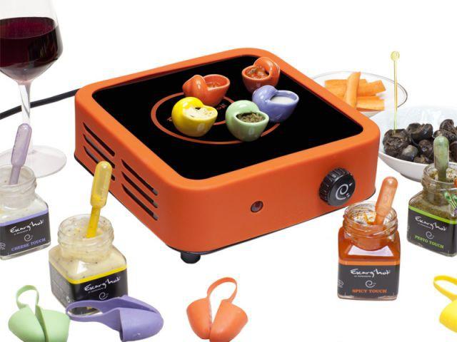 Concept Escarg'hot - Concours Lépine 2012