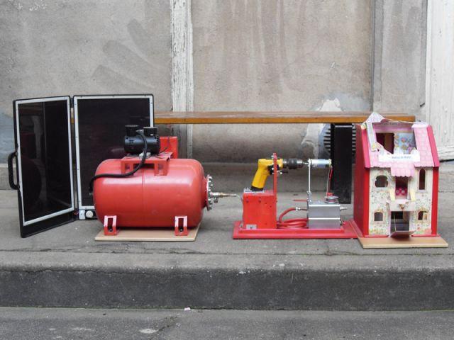Maison Mahys et son système Détenlec - Concours Lépine 2012