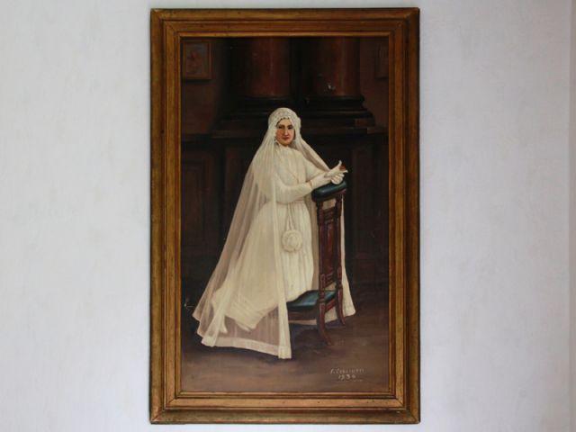 Mauvaise surprise 2 : de vieux tableaux accrochés aux murs - Les Ateliers de Mireia