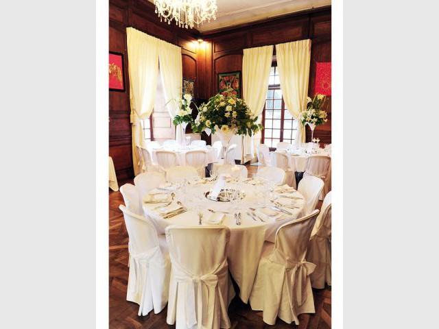Un salon particulier à l'ambiance feutrée - 10 ambiances mariage