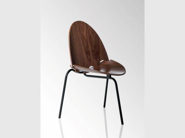 Chaise A6 édition 2012 - Exposition Joseph-André Motte