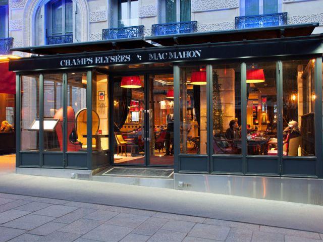 Une rénovation de grande envergure - Hôtel Champs Elysées Mac Mahon