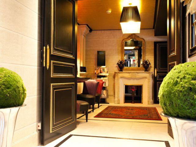 Références évidentes - Hôtel Champs Elysées Mac Mahon