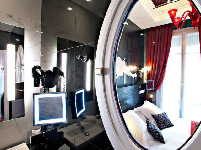 Suite Junior - Hôtel Champs Elysées Mac Mahon
