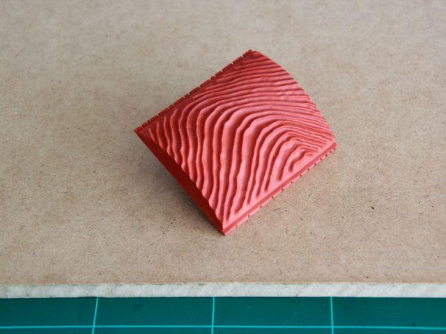L'effet faux bois 1/3 - Les Ateliers de Mireia