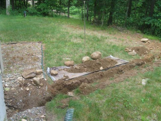 Installer une prise de terre