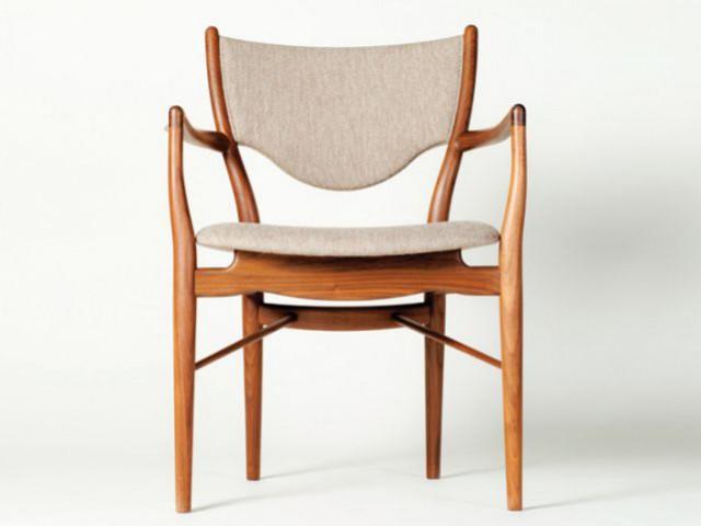 Chaise 46 - Finn Juhl