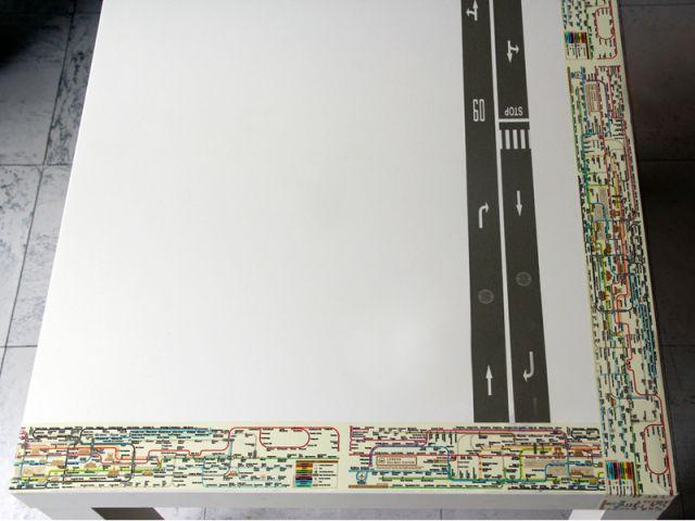La route - Les Ateliers de Mireia