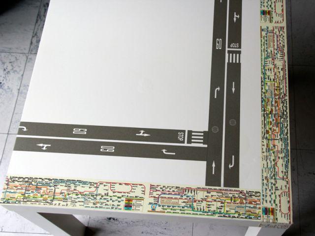 La route 2/2 - Les Ateliers de Mireia