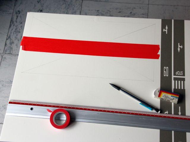 Le drapeau 1/3 - Les Ateliers de Mireia