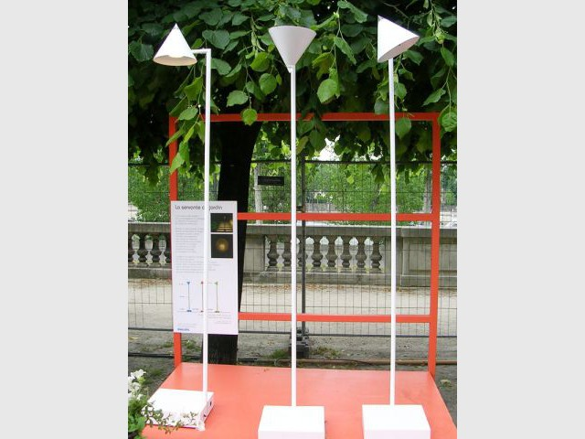 Prix végétal et lumière : La servante de jardin - Concours de l'innovation