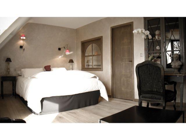 La chambre Toulvern - Maison d'hôtes Val de Brangon