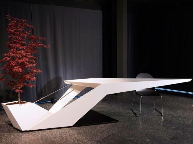 Corian Matériau le corian, un matériau inspirant pour les designers russes
