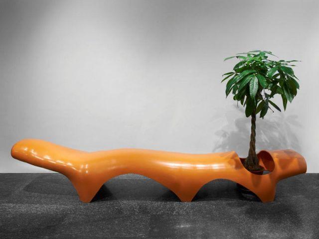 Banc 'Salamandre' - DuPont™ Corian®