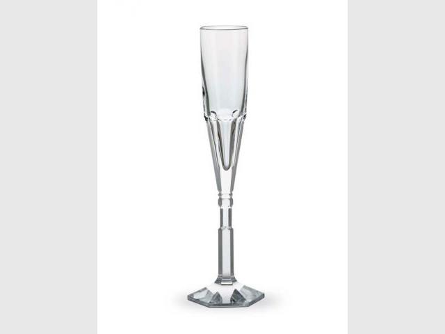 Flûte de champagne pour Baccarat - Baccarat