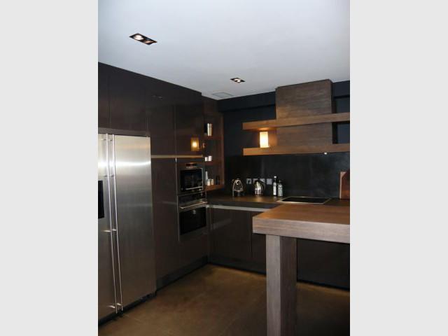 La cuisine - loft