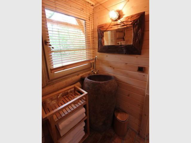 Salle de bains - Domaine de La Butte Ronde