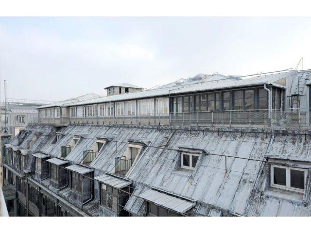 Les futurs logements  - 96 logements sociaux à La Samaritaine