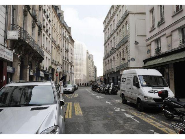 Rue de l'Arbre Sec, 1er arrondissement de Paris - 96 logements sociaux à La Samaritaine