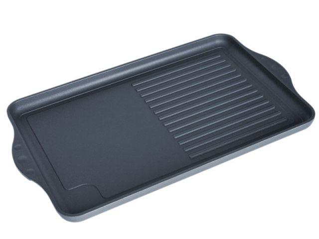 Plancha et grill sur une plaque en fonte - Sélection planchas