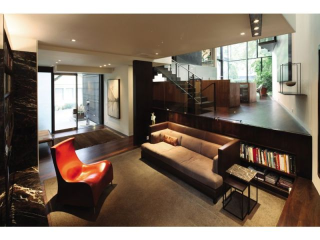 Maison Ansley Glass, Atlanta (USA) - Architecte : Brian Bell - BLDGS - Brian Bell - BLDGS