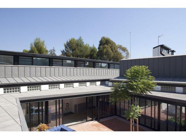 La Casa dels Xuklis, Llars Mundet (Espagne) - D.Mackay & F. Gual Trajiné MBM architectes - La Casa dels Xuklis