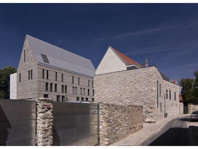 Bibliothèque historique du couvent des Augustins,
