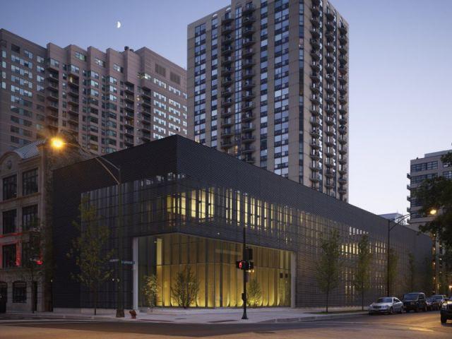 Fondation pour la poésie, Chicago