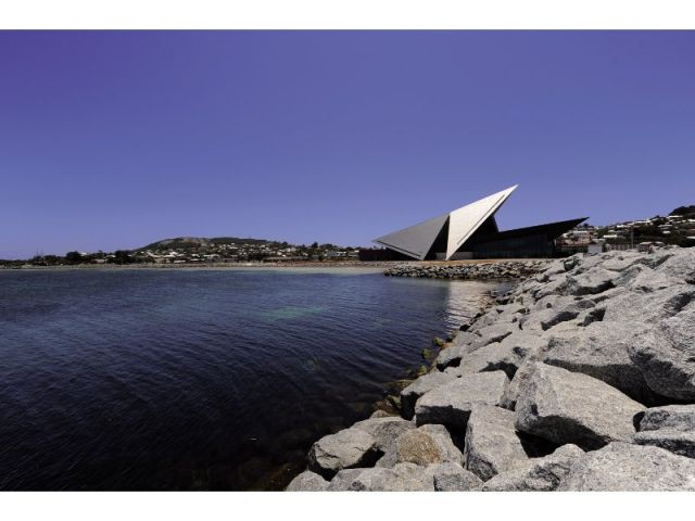Centre des arts Albany australie