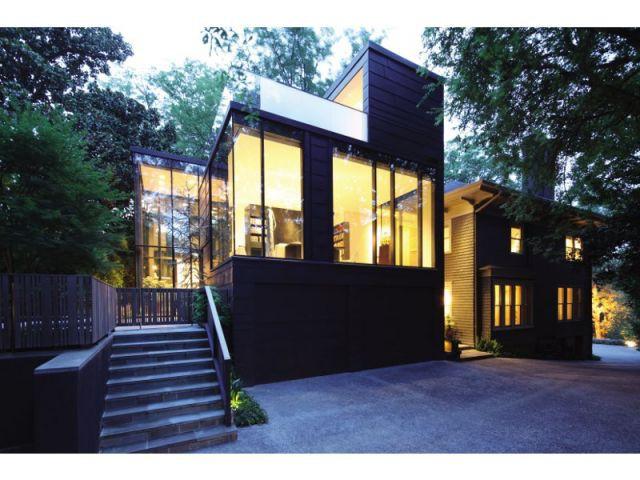 Maison Ansley Glass, Atlanta