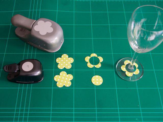 Les décos pour les verres 1/2 - Les Ateliers de Mireia