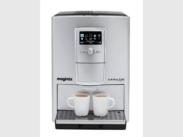 """Robot à café """"Automatic"""" - Magimix - électroménager"""