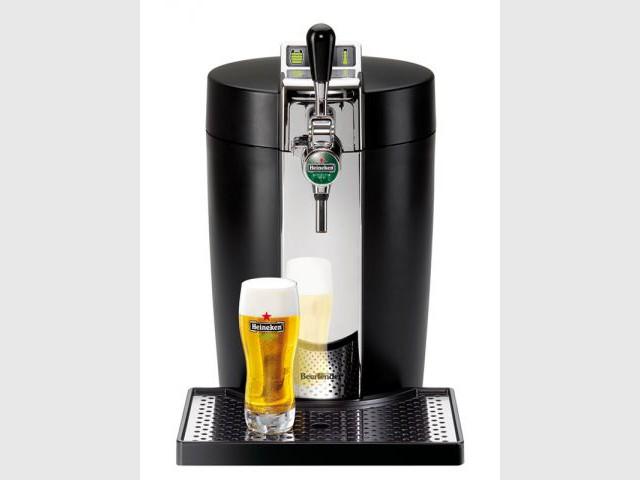 Machine à bière en pression - Krups - électroménager