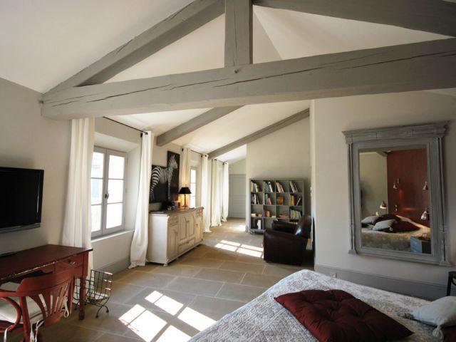 une demeure proven ale aux 5 terrasses. Black Bedroom Furniture Sets. Home Design Ideas