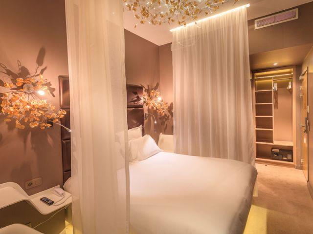 Chambres Legend - Serge Ramelli - Hôtel Legend
