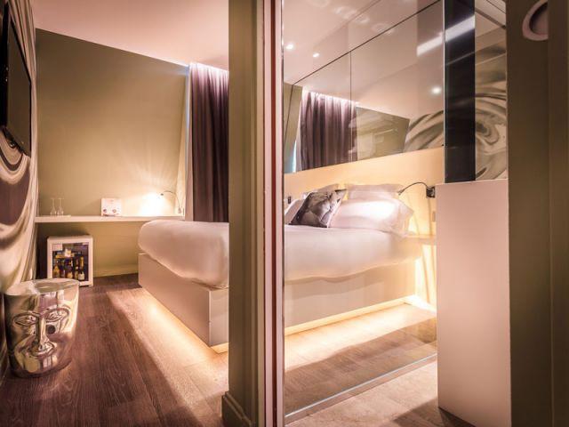 Chambre Narcisse - Serge Ramelli - Hôtel Legend