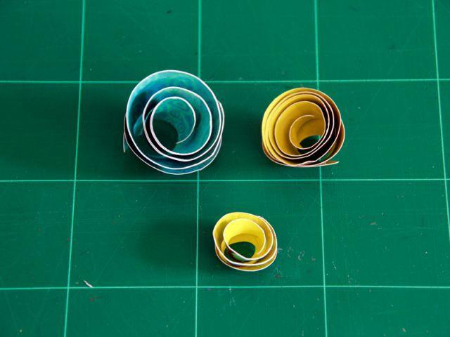 Les fleurs spirales 3/3 - Les Ateliers de Mireia