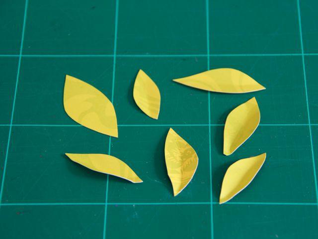Les feuilles - Les Ateliers de Mireia