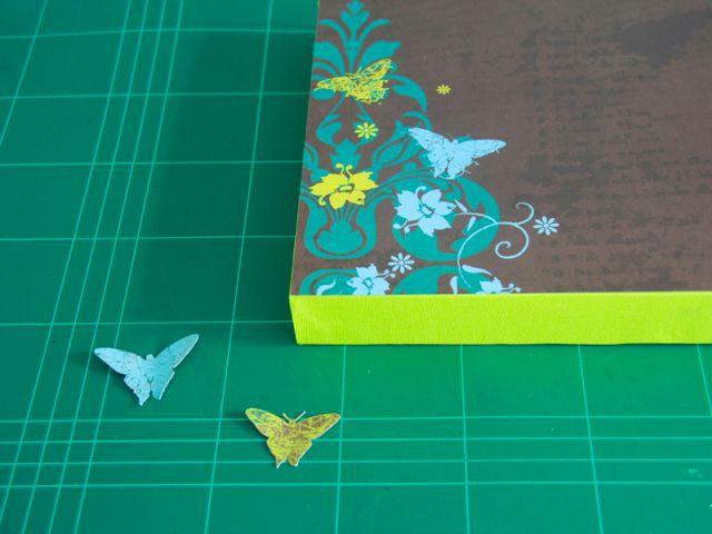 Les papillons - Les Ateliers de Mireia