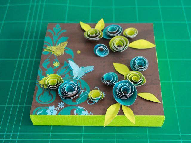 Le positionnement des fleurs - Les Ateliers de Mireia