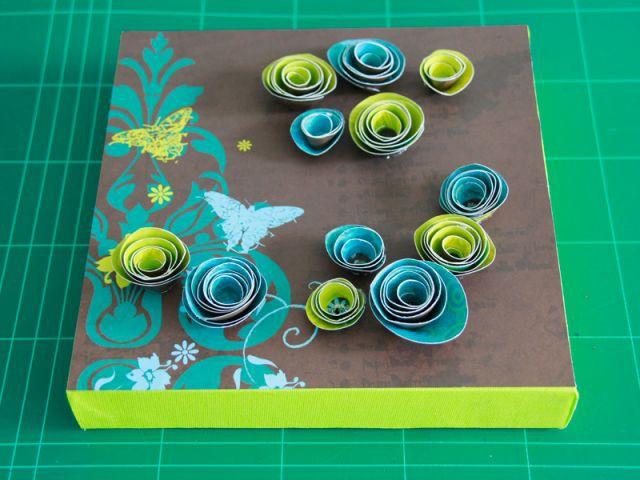 Fixer les fleurs - Les Ateliers de Mireia